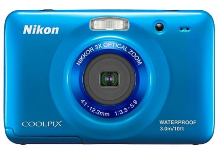 Nikon - COOLPIXS30BLUE - Digital Cameras