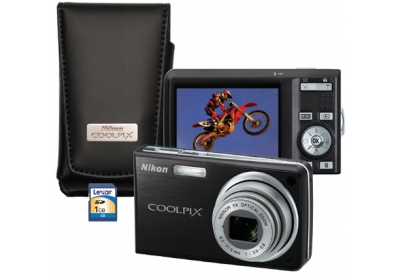 Nikon - COOLPIXS550BUNDLE - Digital Cameras