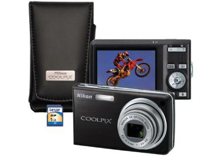 Nikon - COOLPIXS550BUNDLE - Digital Cameras