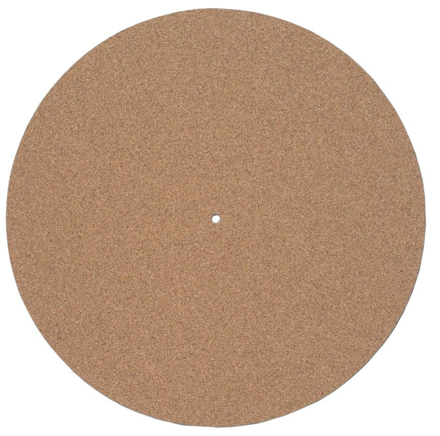 Pro Ject Cork It Sound Tuning Turntable Mat Corkit