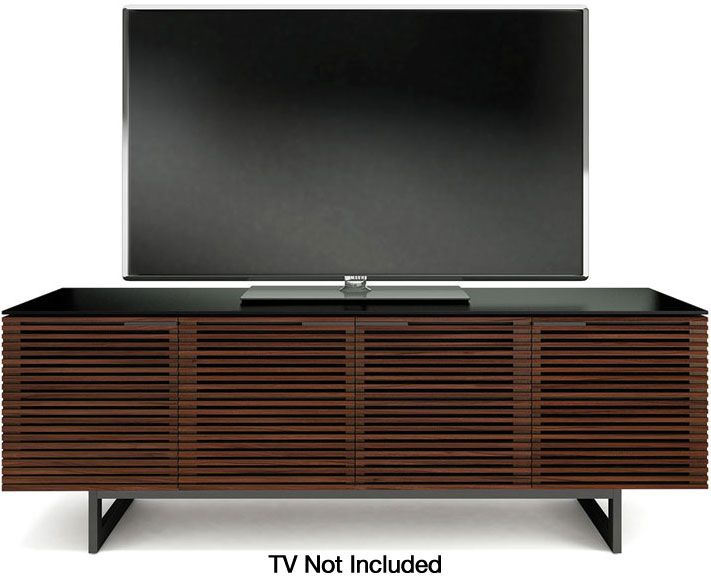 BDI Corridor 8179 Walnut TV Stand