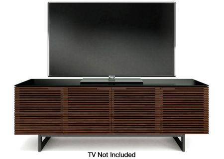 BDI Corridor 8179 Walnut TV Stand - CORRIDOR8179CWL