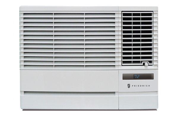 Friedrich Chill 10,000 BTU 12.1 EER 115V Window Air Conditioner - CP10G10B