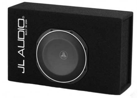 JL Audio MicroSub Single 10TW1 Ported Enclosure Subwoofer - 93320