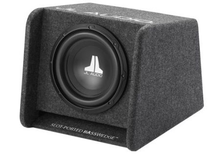"JL Audio 10"" BassWedge Subwoofer Gray - CP110-W0V3"