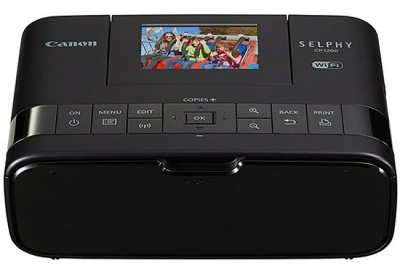 Canon SELPHY Black Wireless Compact Photo Printer - 0599C001