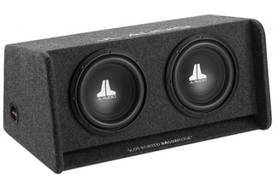 JL Audio - CP210-W0V3 - Vehicle Sub Enclosures