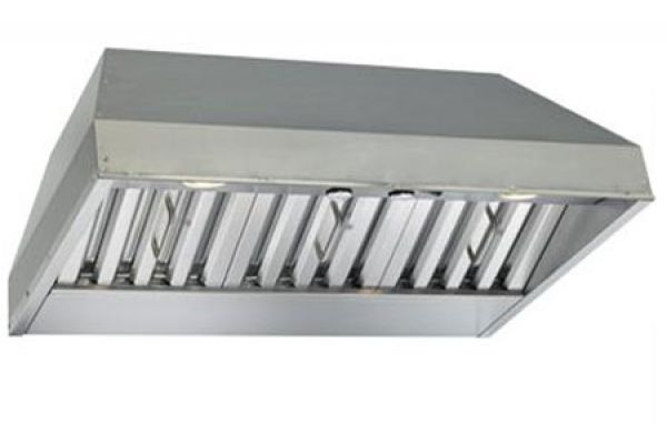 "Large image of Best 30"" 290 CFM Stainless Steel Built-In Range Hood - 5810005"