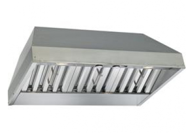 Best - CP34I429SB - Custom Hood Ventilation