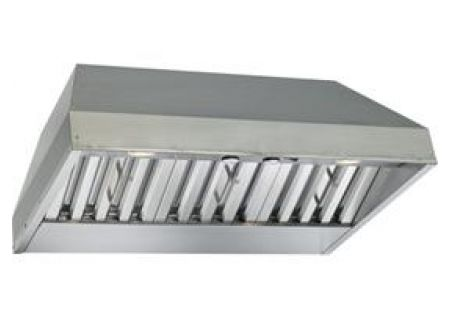 "Best 40"" Stainless Steel Built-In Range Hood With 290 CFM Internal Blower  - CP34I429SB"