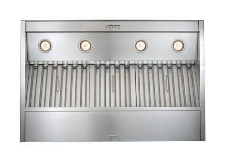 """Best 48"""" Stainless Steel 600 CFM Rangehood - CP45I489SB"""