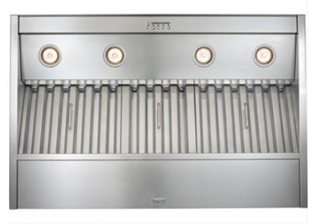 Best - CP47I542SB - Custom Hood Ventilation
