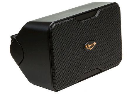 Klipsch - CP-4BK - Outdoor Speakers