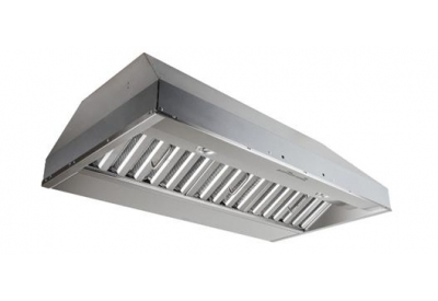 Best - CP55IQ369SB - Custom Hood Ventilation