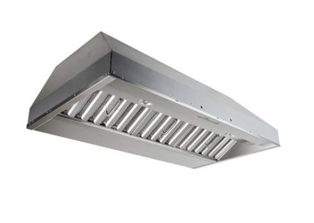 Best - CP57E362SB - Custom Hood Ventilation