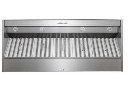 Best - CP57E602SB - Custom Hood Ventilation