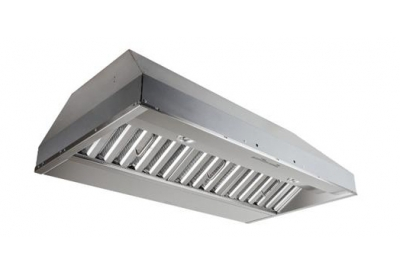 Best - CP57IQT369SB - Custom Hood Ventilation
