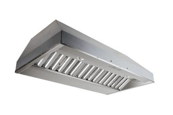 """Large image of Best 36"""" Stainless Steel 1200 CFM Built-In Range Hood With Blower System - CP57IQT369SB"""