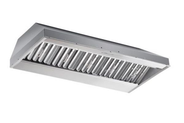 "Large image of Best 48"" Stainless Steel 1200 CFM Built-In Range Hood With Blower System  - CP57IQT489SB"