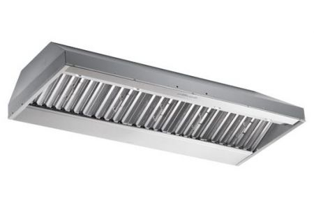 "Best 66"" Stainless Steel 1200 CFM Built-In Range Hood With Blower System  - CP57IQT662SB"