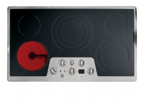 GE Cafe - CP650STSS - Electric Cooktops