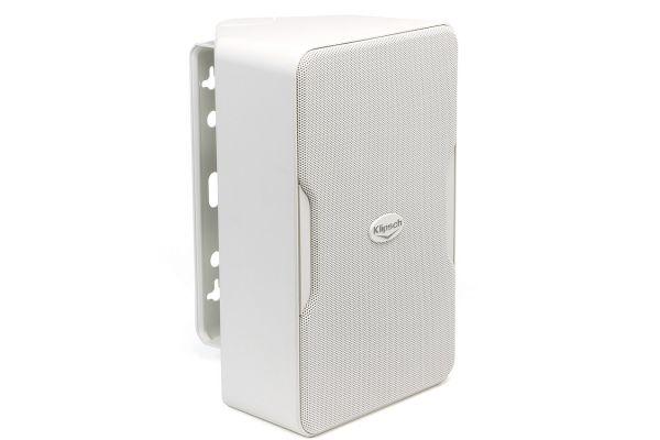 Klipsch Compact Performance Series White Indoor/Outdoor Loudspeakers (Pair) - CP-6TWH