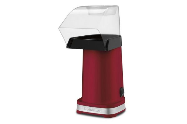 Large image of Cuisinart Red Hot Air Popcorn Maker - CPM-100