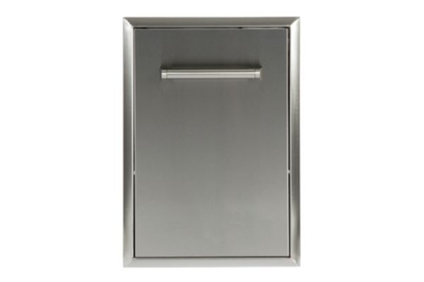 Large image of Coyote Stainless Steel Outdoor Pull Out Drawer - CPOD