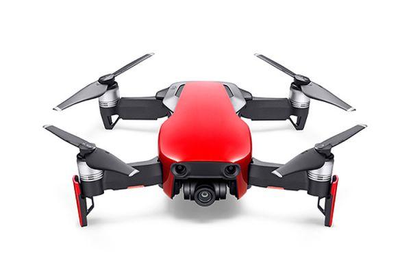 DJI Mavic Air Flame Red Quadcopter - CP.PT.00000147.01