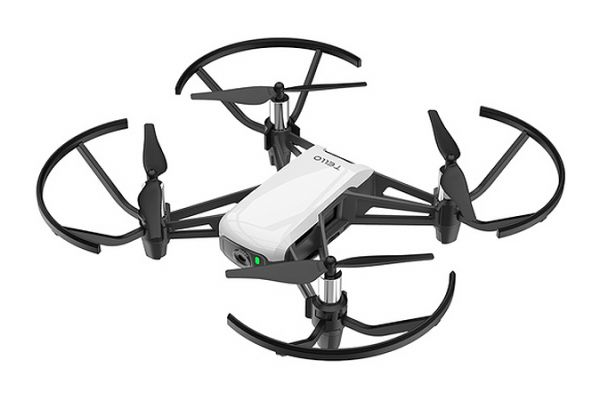 Large image of Ryze Tech Tello White Quadcopter - CP.PT.00000252.01