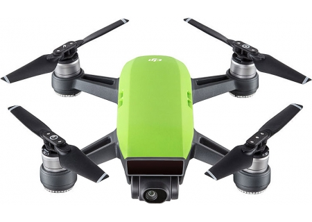 DJI Spark Meadow Green Quadcopter - CP.PT.000734