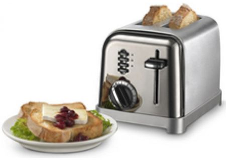 Cuisinart - CPT160BCH - Toasters & Toaster Ovens