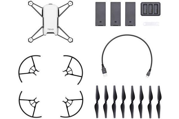 Ryze Tech Tello Boost Combo White Quadcopter - CP.TL.00000014.01