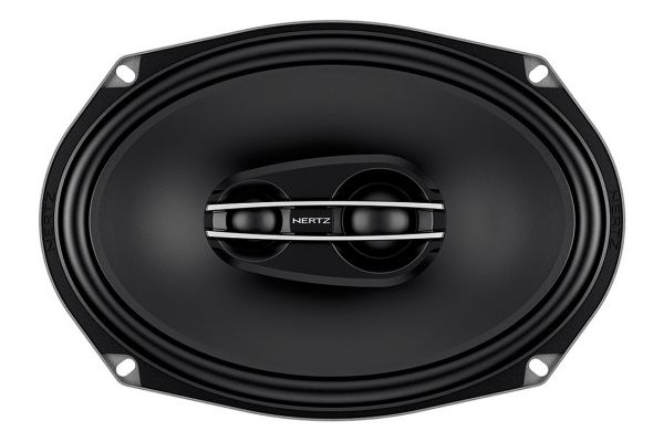"""Hertz Cento Pro 6 x 9"""" 3-Way Coaxial Speakers (Pair) - CPX 690"""