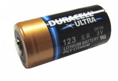Duracell - CR123A-DL123A - Digital Camera Batteries and Chargers