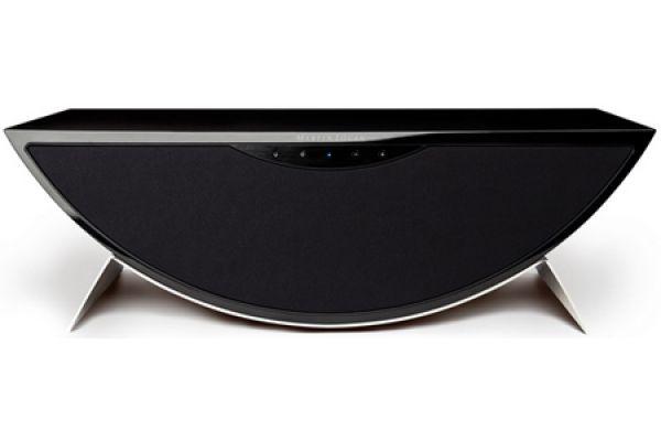 Large image of MartinLogan Crescendo Black Premium Wireless Music System - CRESCENDOGBK