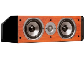 Polk Audio - CS10 Cherry - Center Channel Speakers