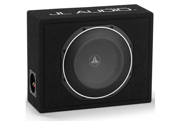 Large image of JL Audio Single 10TW1 PowerWedge Subwoofer Driver - 93324
