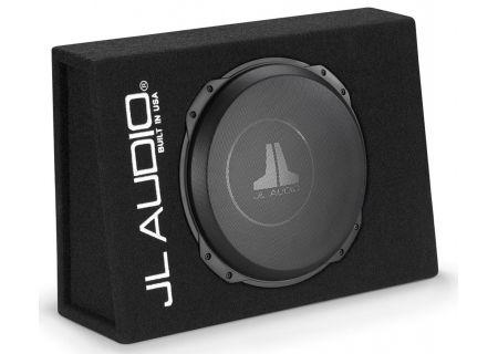 "JL Audio Single 12"" PowerWedge 2 Ohm Sealed Car Subwoofer Enclosure - CS112TGTW3"