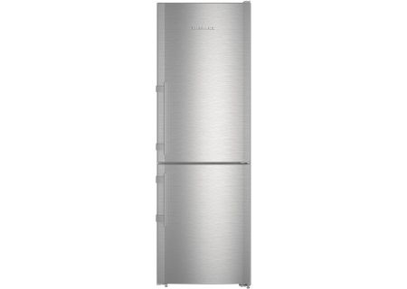 "Liebherr 24"" Stainless Steel Bottom Freezer Refrigerator - CS-1210"