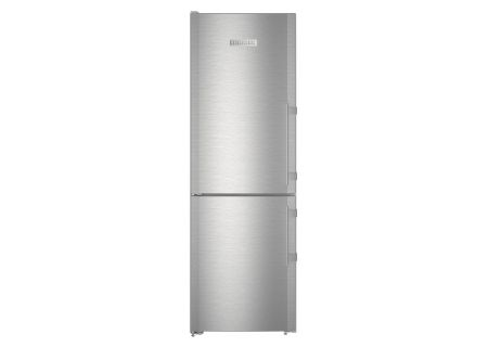 "Liebherr 24"" Stainless Steel Bottom Freezer Refrigerator - CS 1210 L"