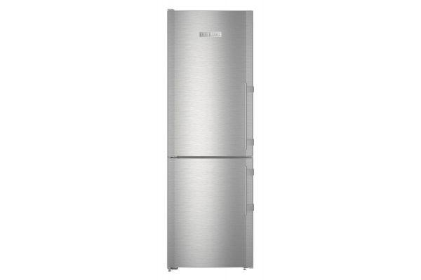 """Liebherr 24"""" Stainless Steel Bottom Freezer Refrigerator - CS 1210 L"""