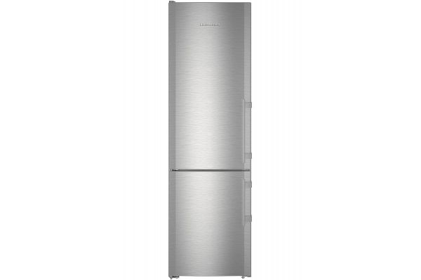 "Liebherr 24"" Stainless Steel Left Hinge Bottom Freezer Refrigerator - CS-1321"