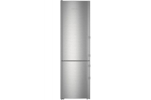 "Large image of Liebherr 24"" Stainless Steel Left Hinge Bottom Freezer Refrigerator - CS-1321"