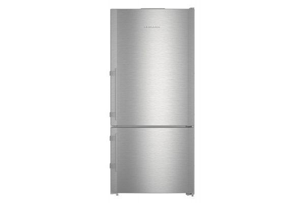 "Large image of Liebherr 30"" Stainless Steel Fridge-Freezer With NoFrost - CS-1400R"