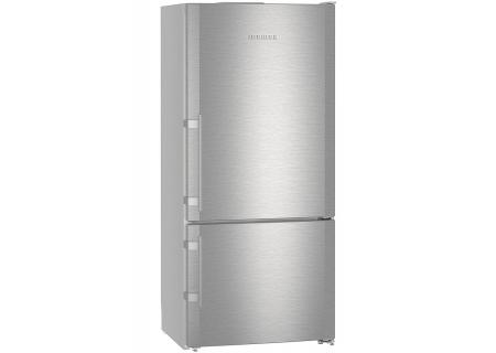 """Liebherr 30"""" Stainless Steel Bottom Freezer Refrigerator - CS-1400R-IM"""