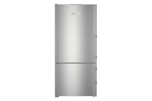 """Large image of Liebherr 30"""" Stainless Steel Fridge-Freezer With NoFrost - CS-1400R-L"""