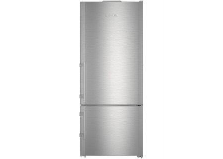 Liebherr Stainless Steel Bottom Freezer Refrigerator - CS-1410