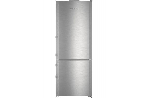"Large image of Liebherr 30"" Stainless Steel Fridge-Freezer With NoFrost - CS-1640B"