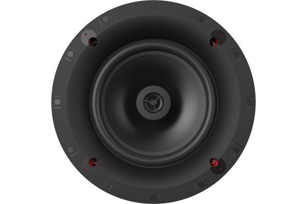 """Large image of Klipsch Custom Series 8"""" Black In-Ceiling Speaker (Each) - 1068522"""